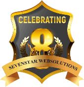 Sevenstar Websolutions anniversary  celebrating