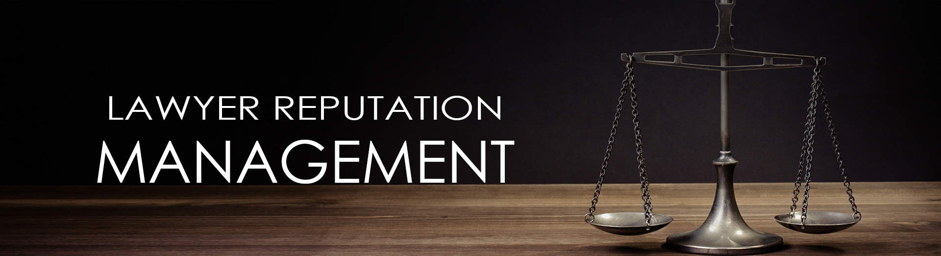 Lawyer Reputation Management Services