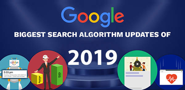 Search Engine Algorithm Updates