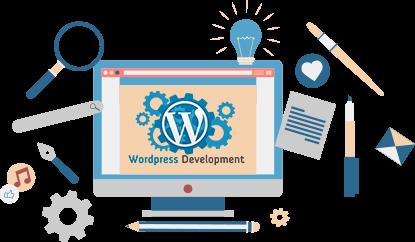WordPress web development company in Delhi India