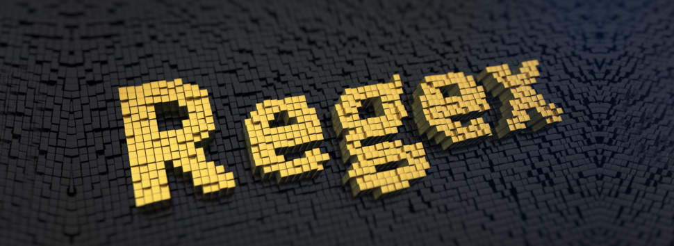 How to use regular expressions for SEO and website data