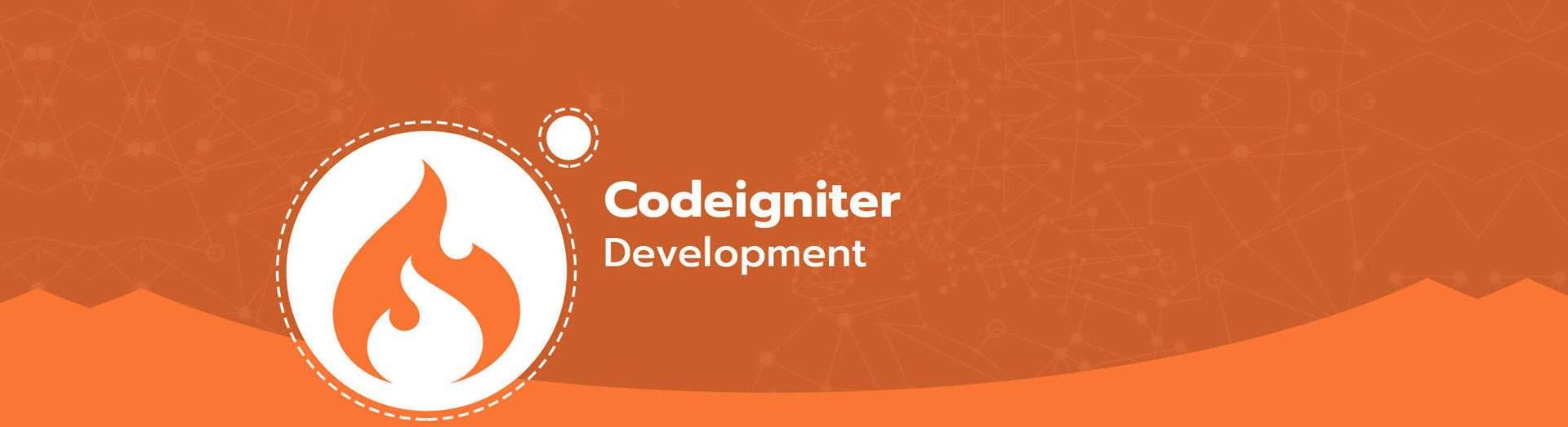 Codeignitor Developer