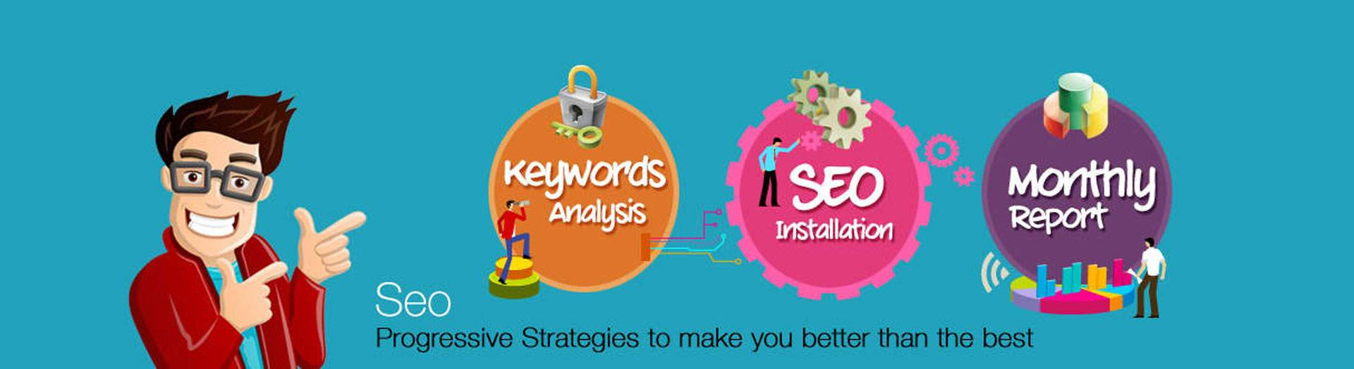 SEO management services
