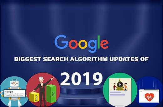 Google Algorithm January 2019 updates