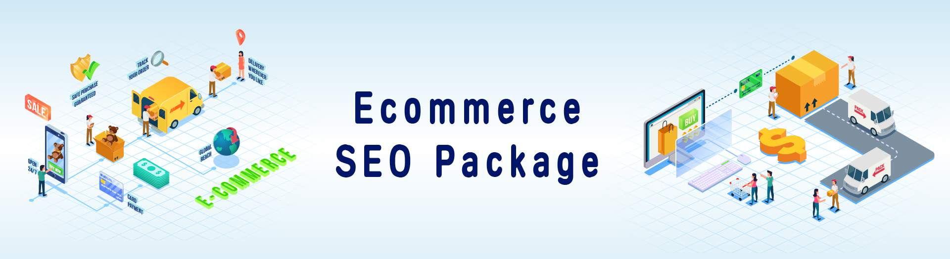 Ecommerce SEO Package