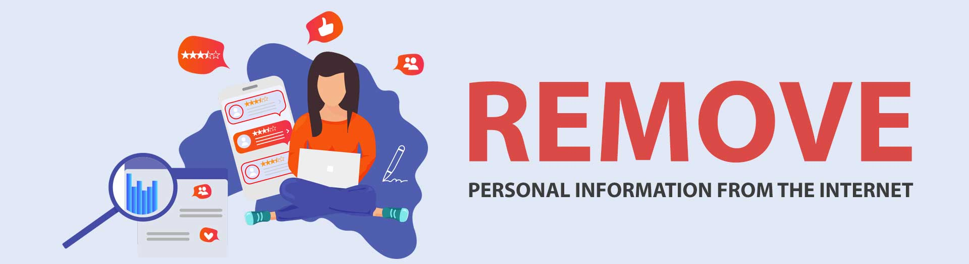 Remove Personal Information from the Internet