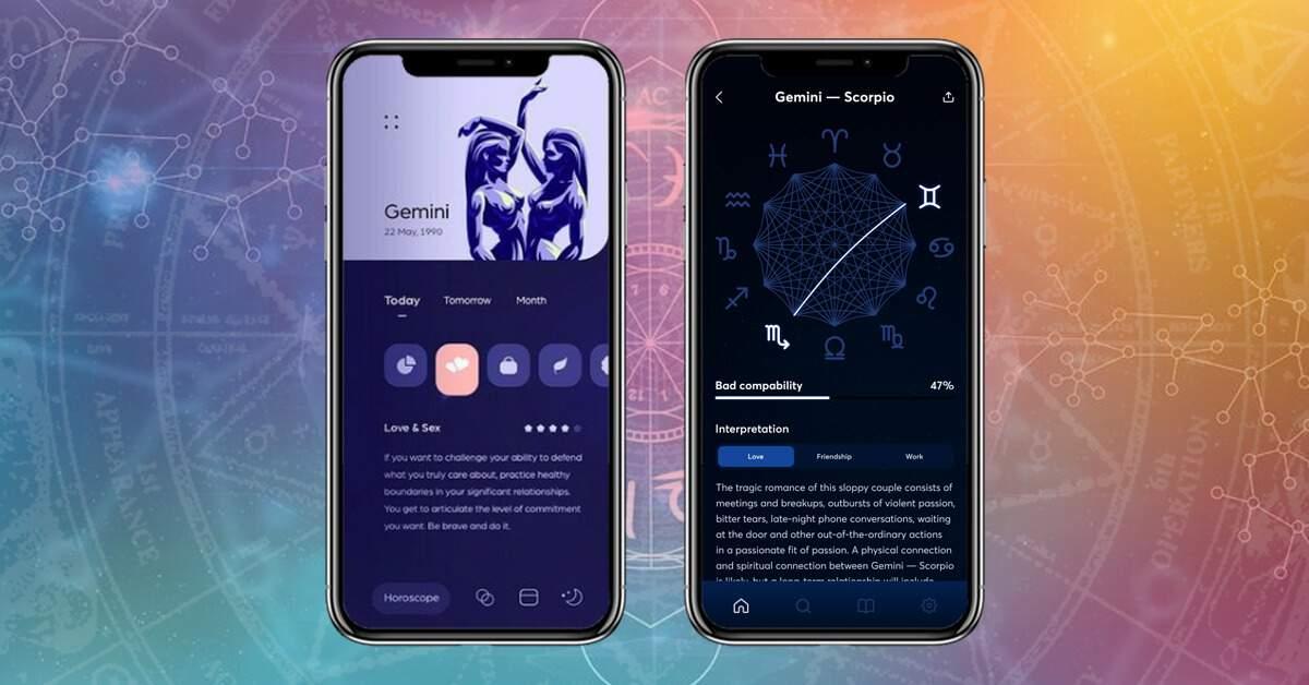 Astrology App development